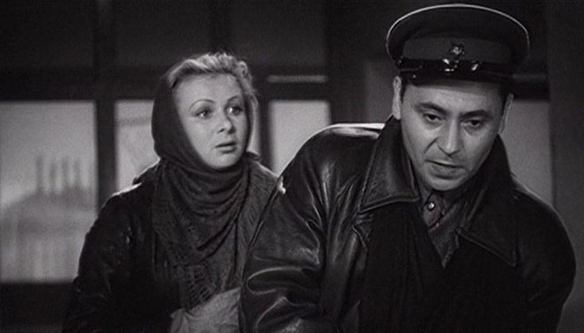 Кинопоказ советского фильма «Жди меня»