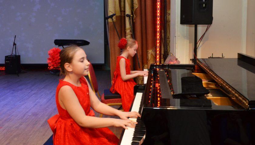 Отчётный концерт учащихся и преподавателей фортепианного отделения