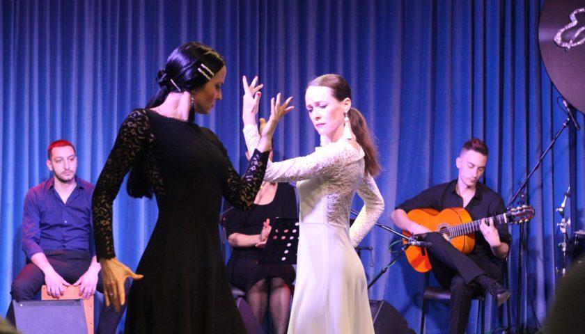 Открытая Сцена Фламенко