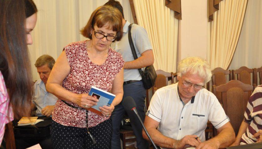 Презентация новых книг астраханских учёных