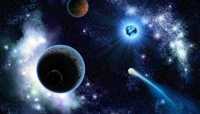 Конкурс рисунков «Космос-дорога без конца»
