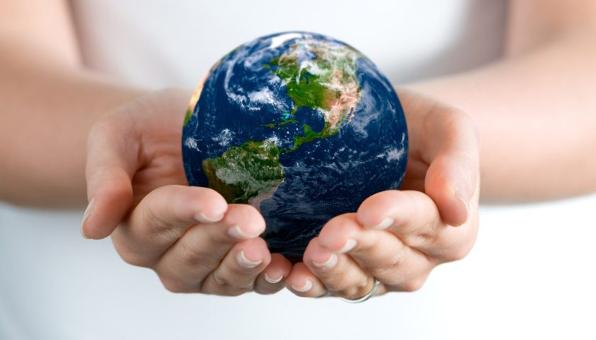 Беседа «Тебе и мне земля нужна»