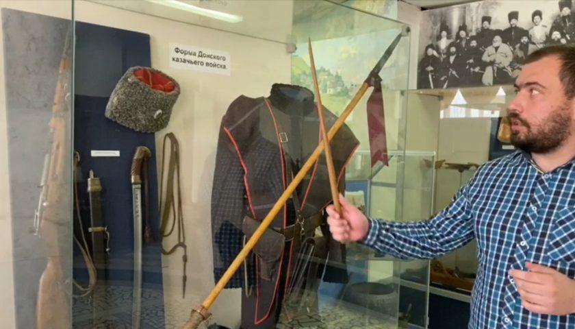 Онлайн-экскурсия «Казаки в годы Великой Отечественной войны»