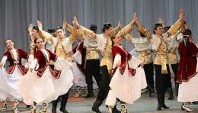 Онлайн-проект «Астрахань многонациональная. Татарский танец»