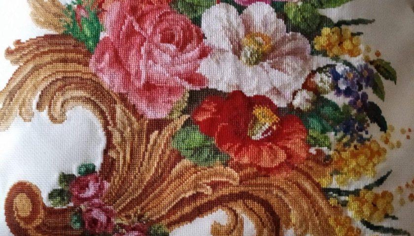 Виртуальная выставка картин Г. Н. Коняевой «Цветы в природе и творчестве».