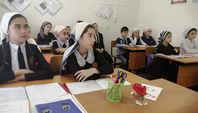 Беседа с учащимися «Мы против терроризма»
