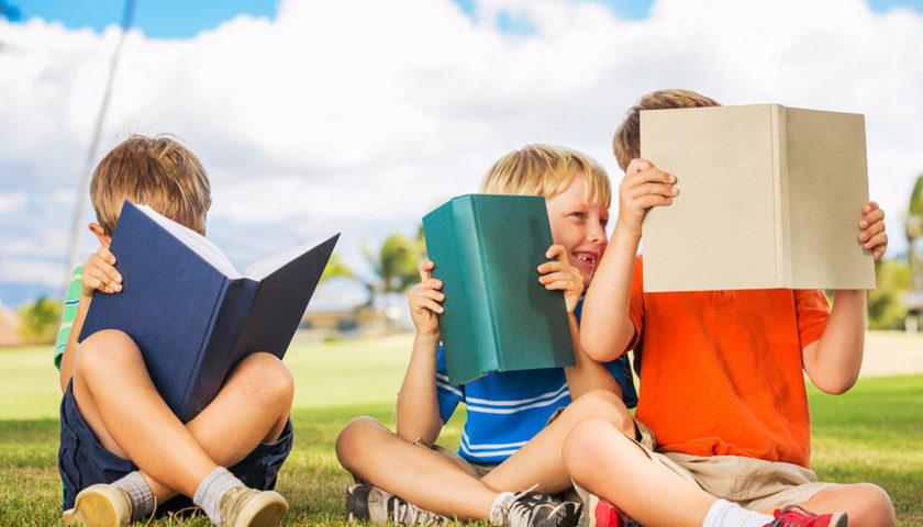 Библиотечный обзор онлайн «Читаем летом»