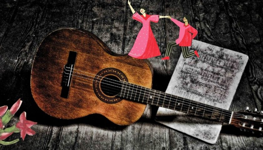 Музыкальный онлайн-перформанс «Ромалэ тэ джян»
